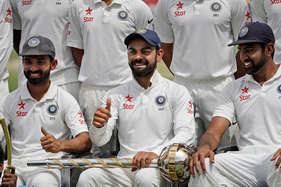 इन चार वजहों से खास रही टीम इंडिया के लिए बॉर्डर-गावस्कर सीरीज़