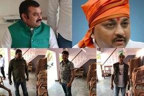सुलतानपुर में कहीं भी हो क्राइम तो उठाए जाते हैं इन नेता भाइयों के 'हैंडल', 'घंटी' और 'दिक्कत'