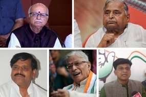 यूपी चुनाव: कभी थे सत्ता का केंद्र, आज हाशिए पर ढकेले गए ये दिग्गज!