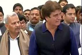 राजबब्बर ने ली हार की जिम्मेदारी, कांग्रेस आलाकमान से की इस्तीफे की पेशकश