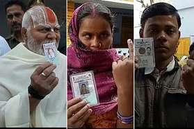यूपी चुनाव LIVE: तीन बजे तक 51 विधानसभा सीटों पर 49.19 फीसदी वोटिंग