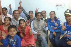 WWC IND vs ENG: हिमाचल की महिला क्रिकेटर सुषमा वर्मा के घर उत्साह का माहौल