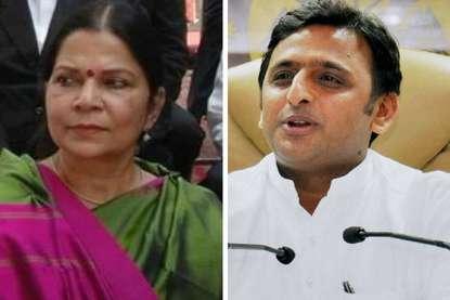 भाजपा से बेटे को चुनाव लड़वा रहीं रंजना सहित सपा के 9 बागियों पर गिरी गाज