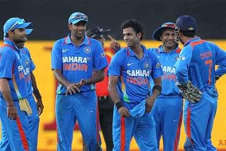 टीम इंडिया ने श्रीलंका को चौथे वनडे में हराकर सीरीज जीती