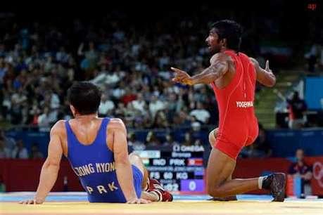पहलवान योगेश्वर ने भारत को दिलाया 5वां पदक, कांस्य जीता
