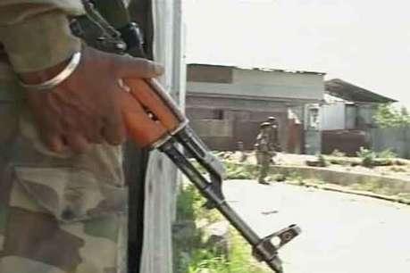 कश्मीर में मारा गया लश्कर ए तैयबा का कमांडर