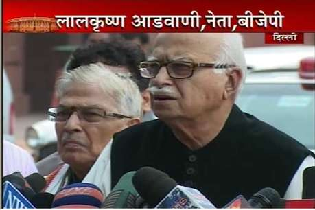कांग्रेस की शिकायत लेकर राष्ट्रपति से मिले BJP नेता