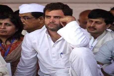 राहुल गांधी पर सवाल से कांग्रेस तिलमिलाई, विपक्ष हमलावर