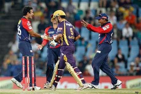 चैंपियंस लीग: दिल्ली ने कोलकाता को 52 रनों से हराया