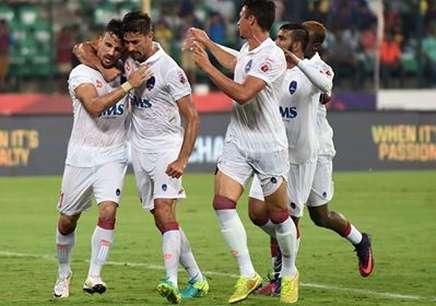आईएसएल : नार्थईस्ट को बराबरी पर रोक, दिल्ली ने कायम रखा जीत का सिलसिला