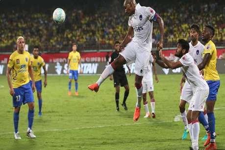 आईएसएल: दिल्ली से ड्रॉ खेल केरल ने हासिल किया पहला अंक