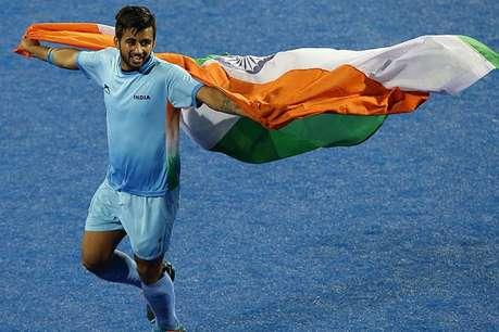 चैंपियंस ट्रॉफी हॉकी: टीम इंडिया को बड़ा झटका, सुनील-मनप्रीत हुए चोटिल