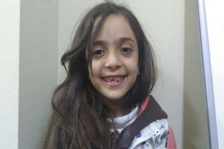 अलेप्पो से सुरक्षित निकाली गई सात साल की बाना, ट्विटर से देती है सीरिया की हर खबर