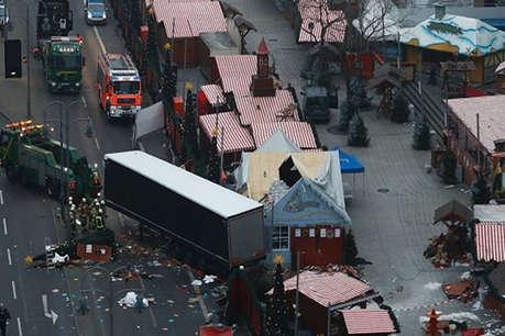 इस्लामिक स्टेट ने ली बर्लिन ट्रक हमले की जिम्मेदारी