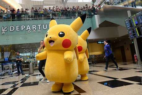 ऑनलाइन गेम के दीवानों के लिए खुशखबरी, जियो ने भारत में लॉन्च किया 'पोकेमोन गो'