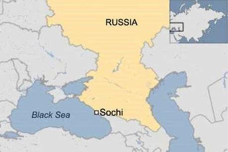 सीरिया जा रहा रूस का फौजी विमान समंदर में क्रैश