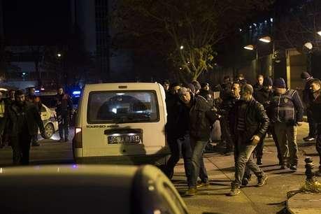 तुर्की में अमेरिकी दूतावास के बाहर गोलीबारी, हिरासत में आरोपी