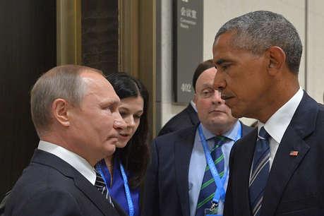 जाते-जाते रूस के खिलाफ नए प्रतिबंधों की योजना बना रहे ओबामा
