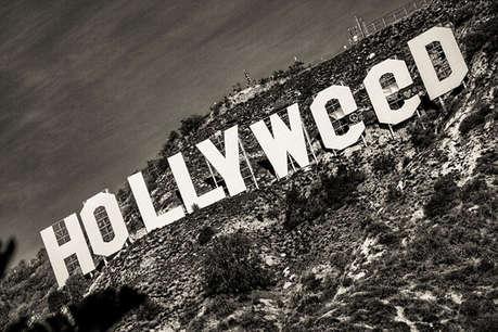 नए साल पर इस शख्स ने की शरारत, 'हॉलीवुड' को बना दिया 'हॉलीवीड'