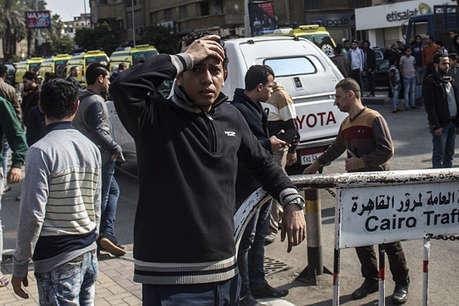 मिस्र में आतंकवादी हमला, आठ पुलिसकर्मियों सहित नौ लोगों की मौत