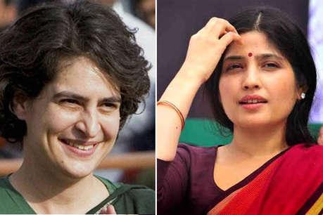 कांग्रेस और सपा की दोस्ती की स्क्रिप्ट लिखेंगी प्रियंका-डिंपल!