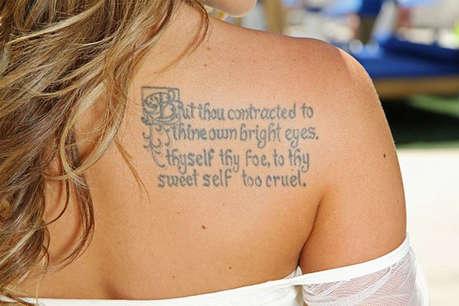 पहले गुदवाया था ब्वॉयफ्रेंड का नाम, अब टैटू में कैसे लिखवाऊं पति का नाम?