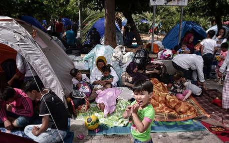 पाकिस्तान ने आठ माह में छह लाख शरणार्थियों पर ढाए  जुल्म