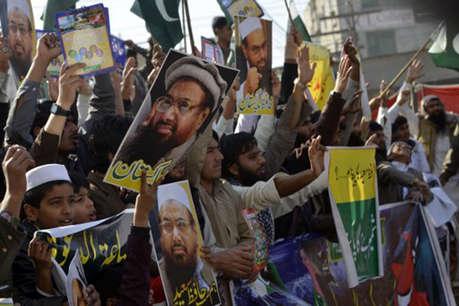 आतंकी हाफिज सईद की नजरबंदी के खिलाफ आज पाकिस्तान के कई शहरों में रैली