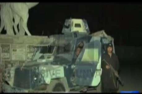 पाकिस्तान में एक और हमला, 4 पुलिसकर्मियों की मौत, 1 जख्मी