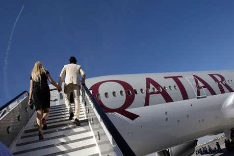 कतर एयरवेज ने भरी सबसे लंबी उड़ान, 10 टाइम जोन पार कर दोहा से पहुंचा ऑकलैंड!