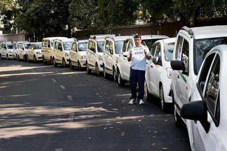 दिल्ली की सड़कों पर वापस लौटी ओला-उबर, हड़ताल खत्म