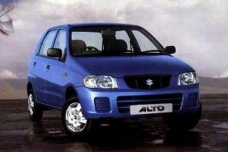 सबसे ज्यादा बिकने वाली 10 कारों में से आठ मॉडल मारूति के