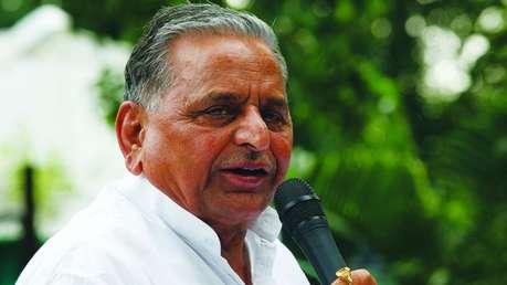 राष्ट्रपति चुनाव: मुलायम बोले, रामनाथ कोविंद के रूप में बीजेपी ने अच्छा प्रत्याशी दिया