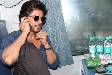 शाहरुख खान पर केस दर्ज, रेलवे संपत्ति को नुकसान पहुंचाने का आरोप