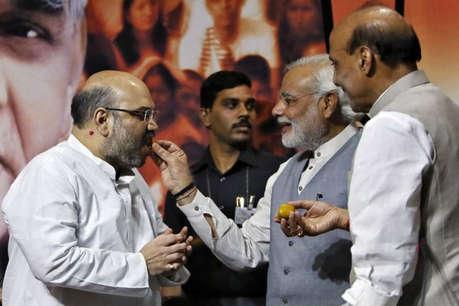 अमित शाह: राजनीतिक रंगमंच का माहिर खिलाड़ी, जो है 'मैच' जिताऊ नेता!