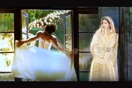 ...जब टॉवल में अनुष्का शर्मा के सामने आ गए रणबीर कपूर!