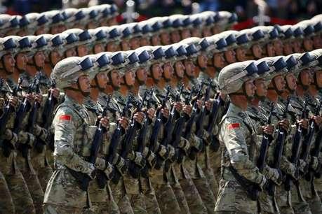 चीन फिर बढ़ाएगा डिफेंस बजट, करेगा सात फीसदी की बढ़ोतरी