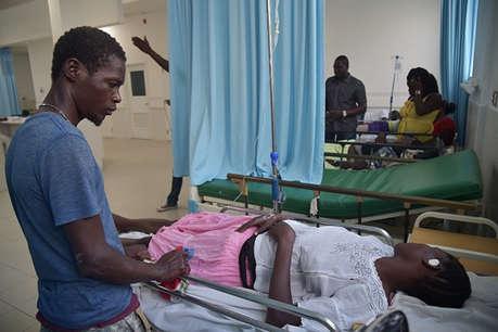 हैती में म्यूजिक फेस्टिवल में बस ने भीड़ को कुचला, 38 की मौत