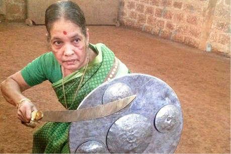 70 की उम्र में 17 वाला जज्बा रखती हैं ये मार्शल आर्ट गुरु!
