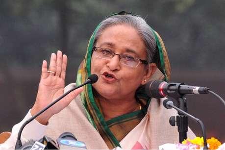 भारत को लेकर शेख हसीना और खालिदा जिया में तू-तू मैं-मैं