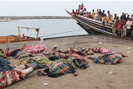 सूडान जा रहे शरणार्थियों पर हमला, 42 की मौत