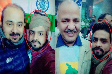 दिल्ली: 25 लाख की लूट के मामले में 'आप' नेता नजीब गिरफ्तार