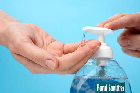 हैंड सेनिटाइजर के इस्तेमाल से आपके बच्चे की सेहत को हो सकता है खतरा!
