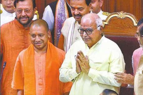 यूपी विधानसभा की सुरक्षा: लोकसभा के साथ गुजरात, महाराष्ट्र विधानसभाओं का होगा अध्ययन