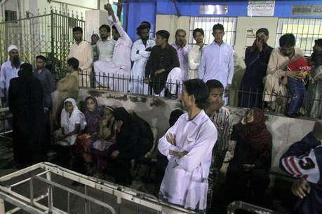 बग़दाद के शादी समारोह में दोहरा बम धमाका, 26 की मौत
