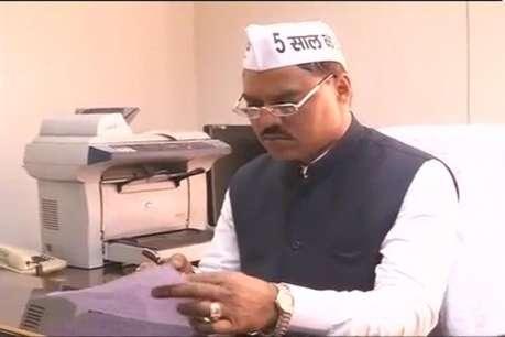 दिल्ली के पूर्व कानून मंत्री जितेन्द्र सिंह तोमर की डिग्री रद्द, सीनेट ने लिया फैसला