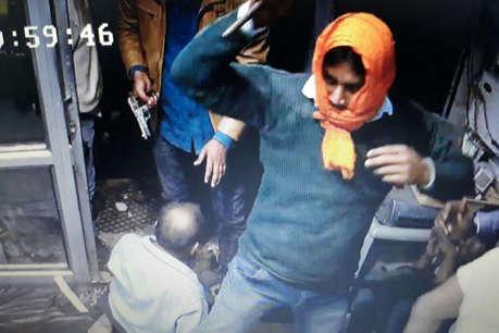 ज्वैलरी शोरूम डकैती: 3 बदमाशों के फोटो जारी, सुराग देने पर 50 हजार का इनाम