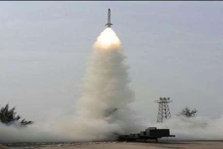 पाक ने समुद्र में मार करने वाली मिसाइल का किया परीक्षण