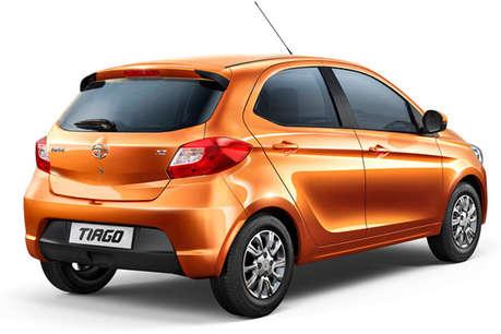 टाटा मोटर्स ने 5.39 लाख रुपये की कीमत में लॉन्च की टिआगो