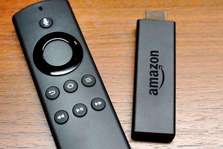 वॉयस रिमोट के साथ अमेजन की फायर टीवी स्टिक लॉन्च, कीमत 3,999 रु.